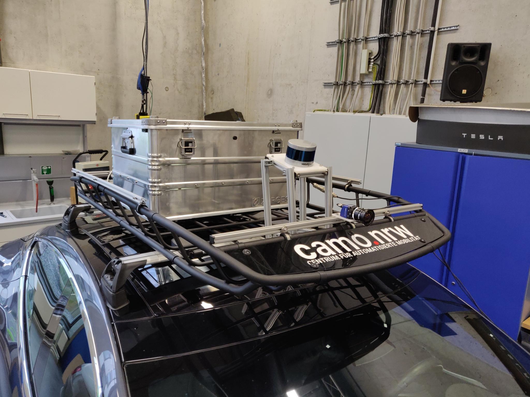 CAMO.NRW - Center for Automated Mobility