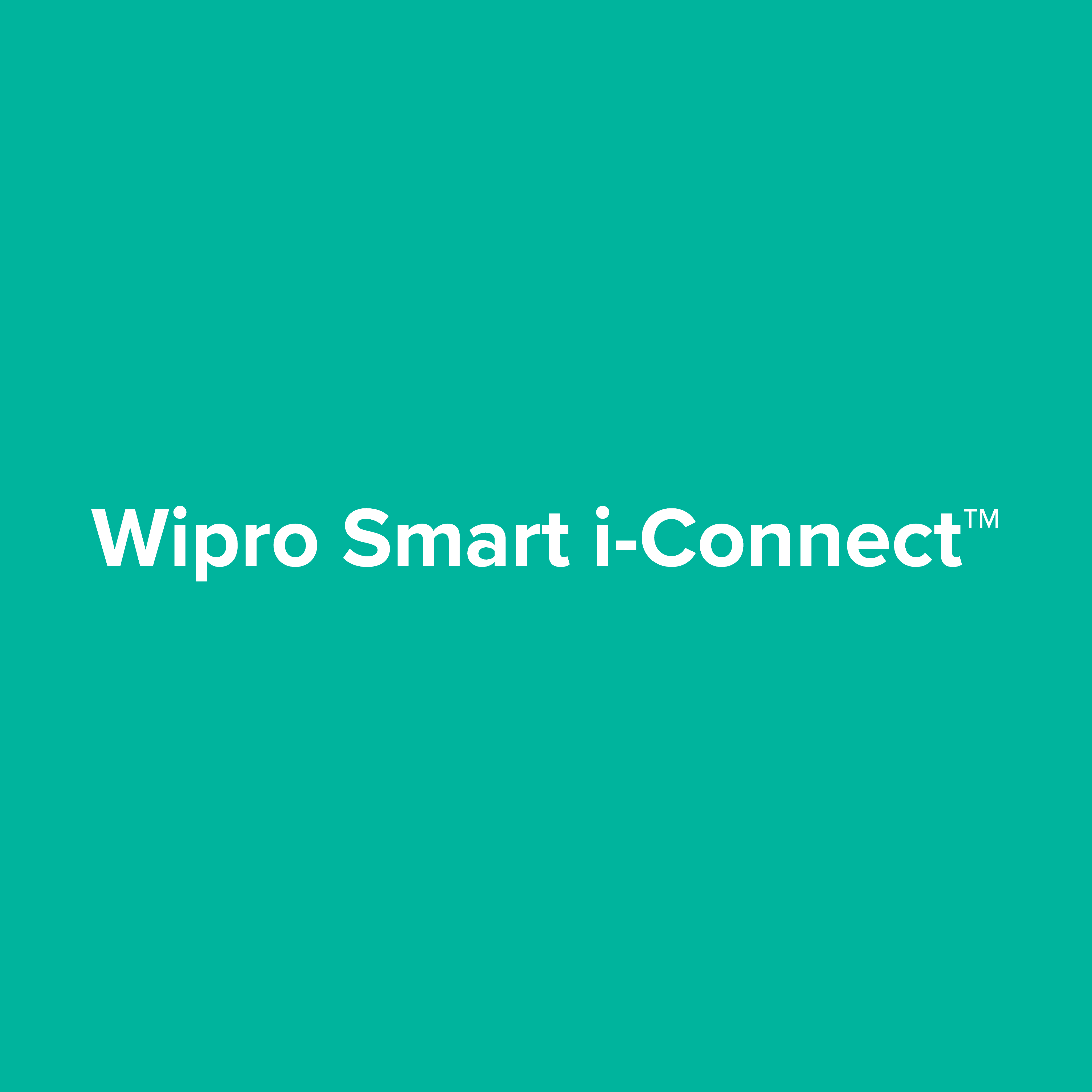 Wipro Smart i-Connect™