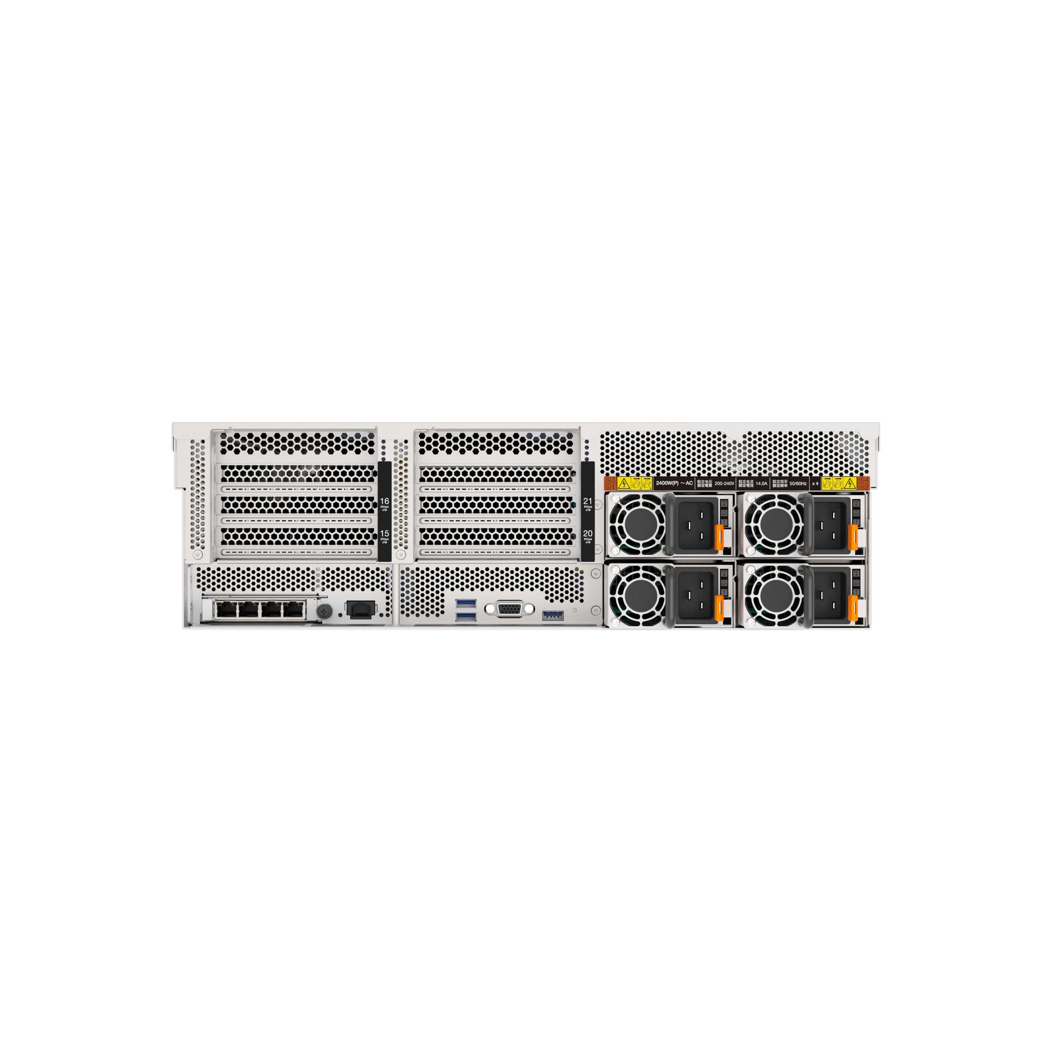 Lenovo ThinkSystem SR670 V2 with Neptune™ liquid cooling