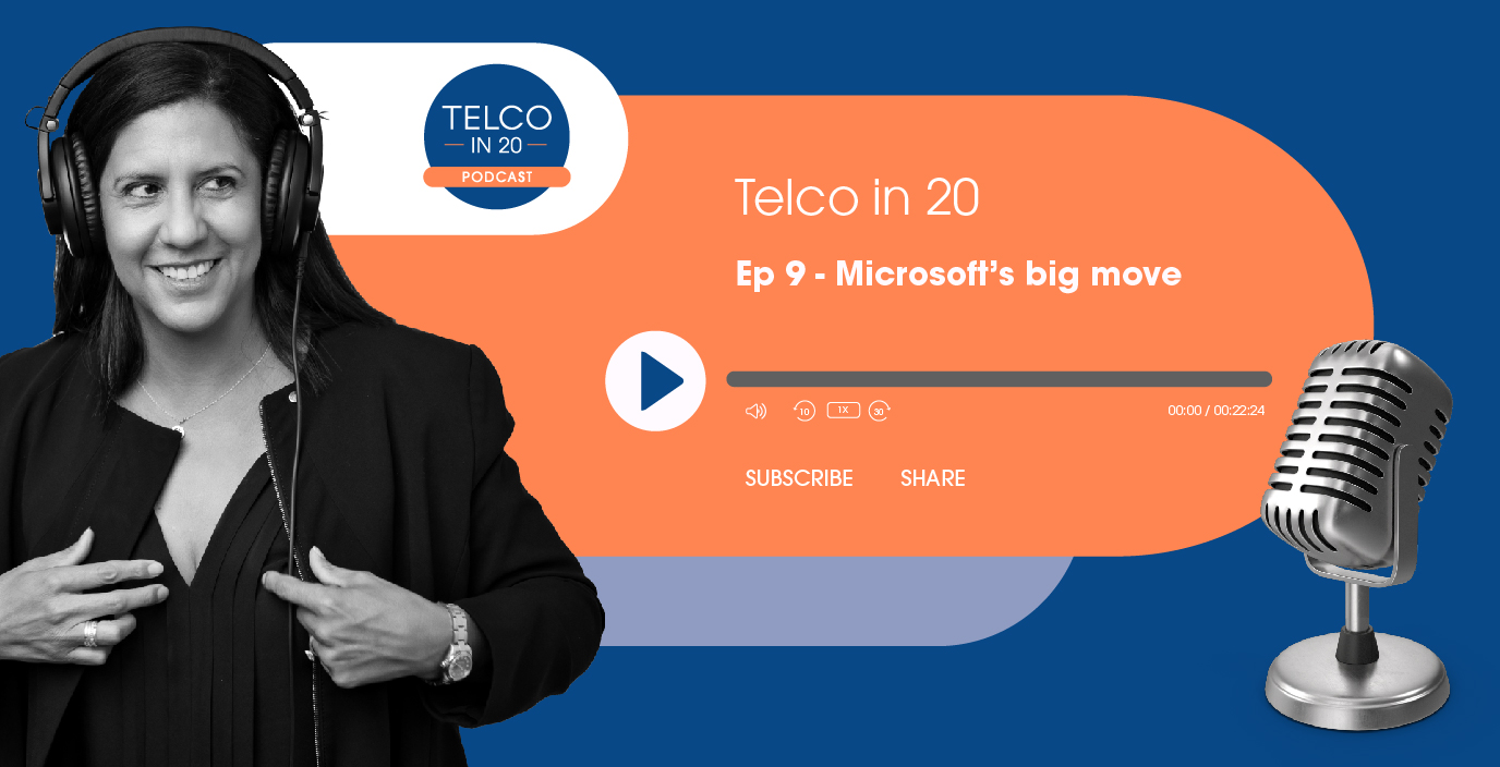 Telco in 20 Podcast