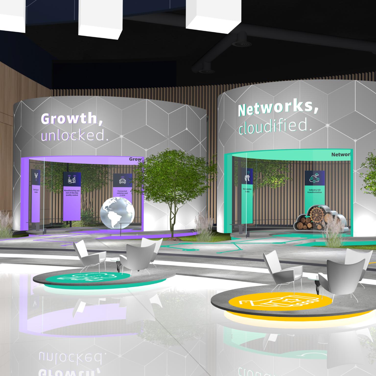 AWS Virtual Village