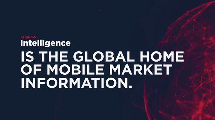 Discover GSMA Intelligence