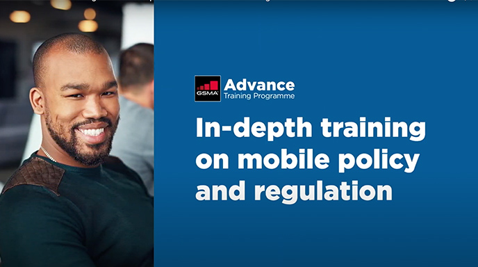 GSMA Advance: Training for Mobile Operators and Commercial Organisations